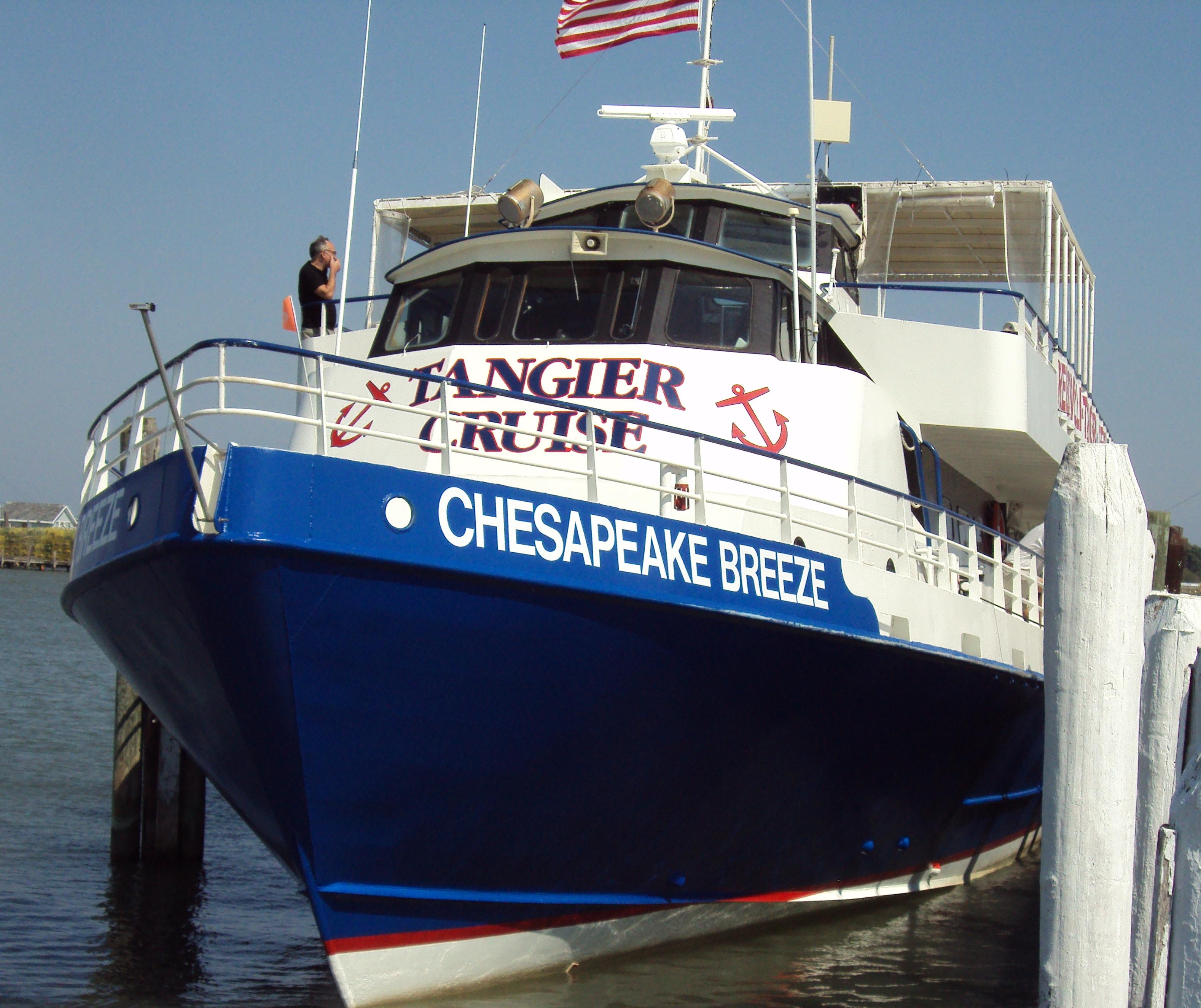 Tangier Island Cruise