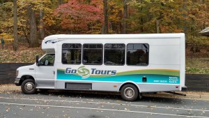 Go Tours Select Bus