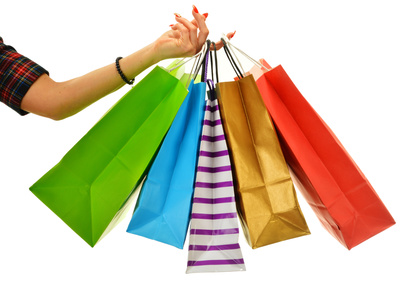 Colorful Shoppping Bags
