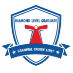 Carnival Diamond Graduate Logo