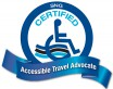Certified Accessible Travel Associate Logo