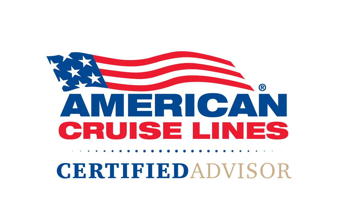 American Cruise Lines Certified Advisor Logo